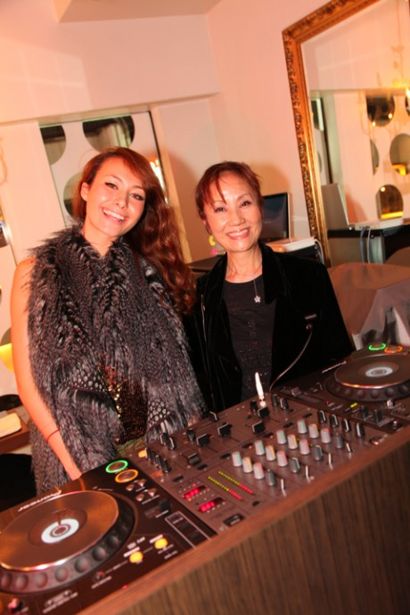 """TRUNK OPENING RECEPTION PARTY """"NIGHT with fashionwalker.com"""""""