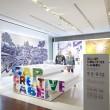 Gapフラッグシップ原宿 アート展会場②