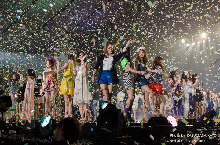 GirlsAward 2013 SS フィナーレ