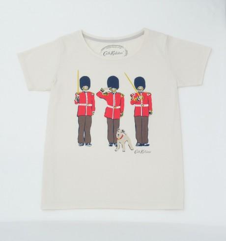Tシャツ_ガード