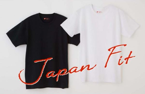 Hanes JAPANFIT DEBUT!_ページ_2