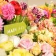 店内FLOWER Deli花ブースイメージ
