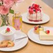 Rose Privee_three_dishes