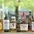 5大陸7種類のウイスキー