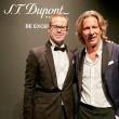 stdupont-spectre-ジャパン代表取締役社長James Alexandre、CEO Alain Crevet