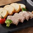 【料理】豚肉の自家製パテ(¥800)