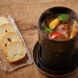 【料理】牛頬肉の煮込み(¥1600)