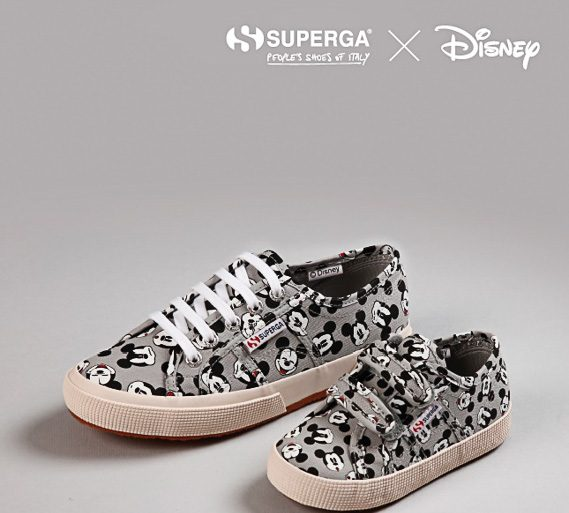 SUPERGA Disney Collection