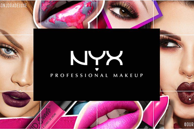 【NYX Professional Makeup】_メインビジュアル