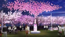 s_CHANDON Blossom Lounge_NIGHT
