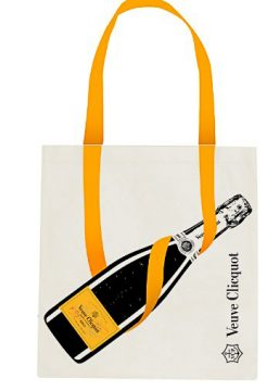 Veuve Clicquot tote bag (Native) [MHISWF114957 Revision-1]