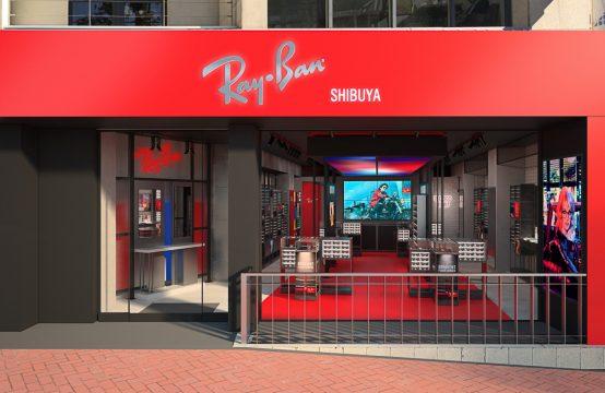 Ray-Ban Store SHIBUYA (1)