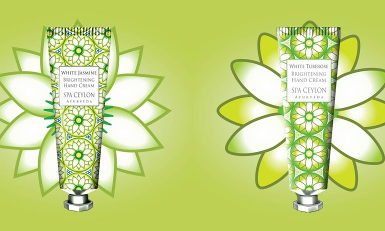 WHITE JASMINE -Brightening Hand Cream_1