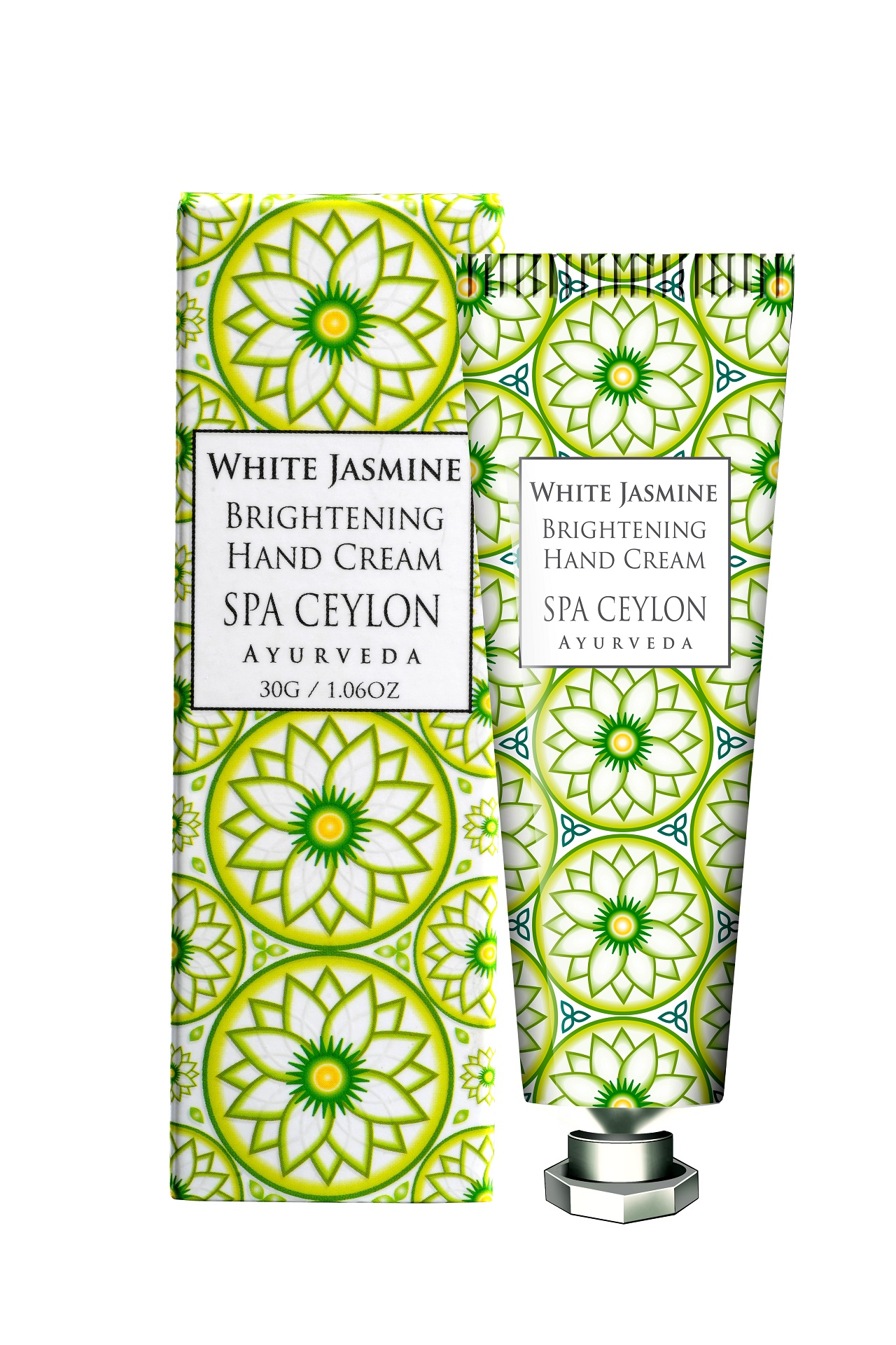 WHITE JASMINE -Brightening Hand Cream_2