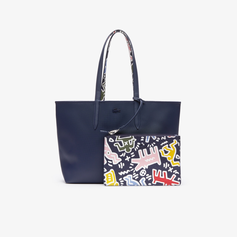 リバーシブルトートバッグ ¥20,000 クラッチバッグ ¥10,000